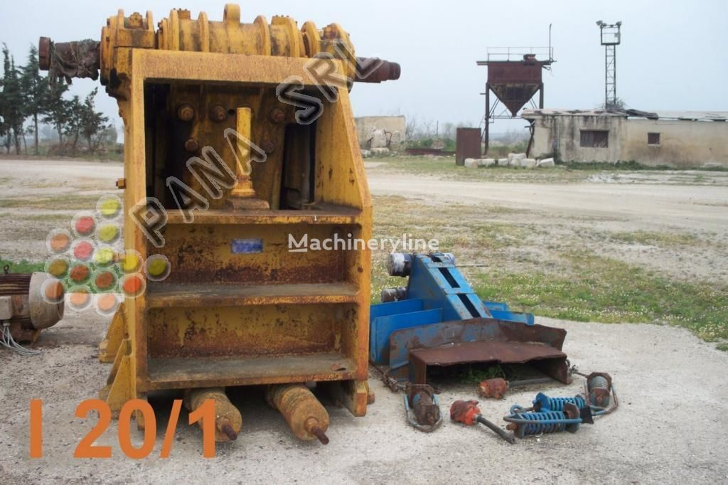 MEN BR 900 - Frantoio trituradora de cono