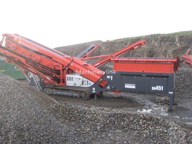SANDVIK QA451 trituradora