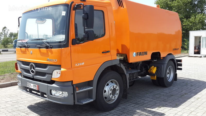 FAUN VARZ-MV-1318-06 barredora nueva