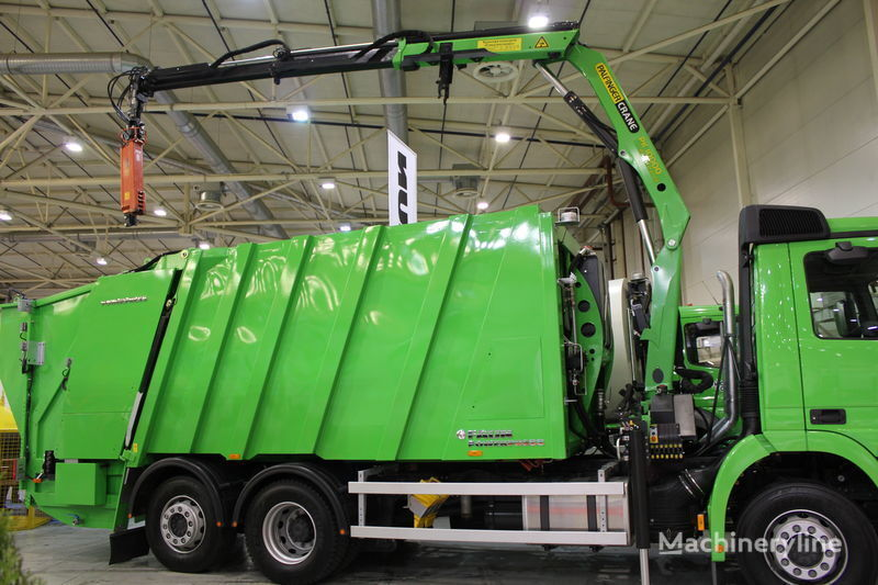 FAUN POWERPRESS 520 camión de basura nuevo