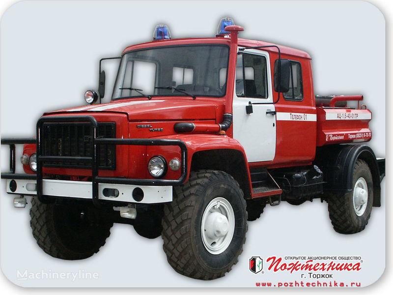 GAZ  AC 1,6-40 camión de bomberos