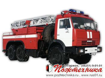 KAMAZ ACL-3-40/17    camión de bomberos