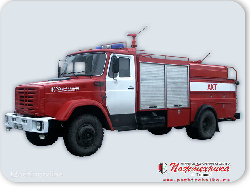 ZIL AKT-1,0/1000-40/40 Avtomobil kombinirovannogo tusheniya    camión de bomberos
