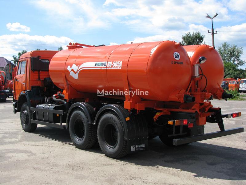 KAMAZ Vakuumnaya mashina KO-505A camión de vacío