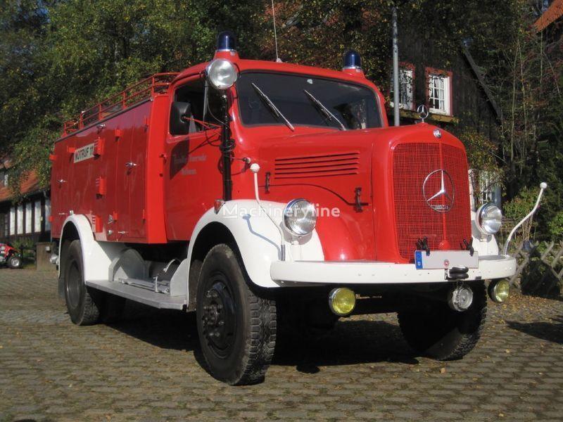 MERCEDES-BENZ LAF 311 Oldtimer coche de bomberos del tanque