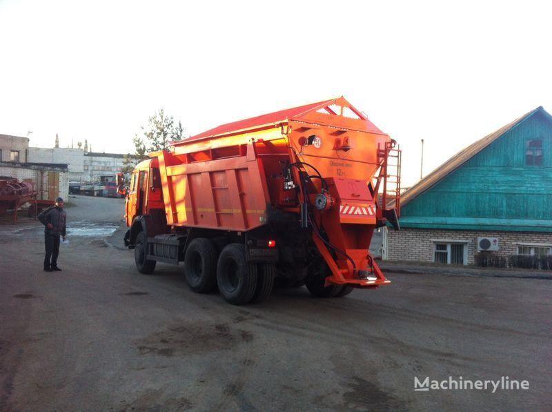 URAL MKDS 3 esparcidor de sal/arena nuevo