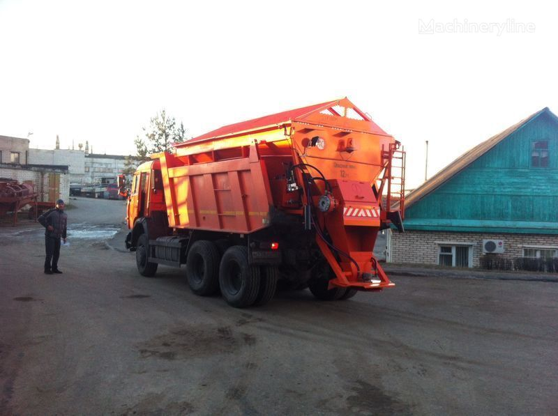 ZIL MKDS 3 esparcidor de sal/arena nuevo