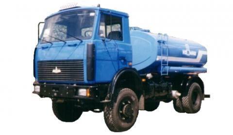 MAZ KT-506  otra maquinaria municipal