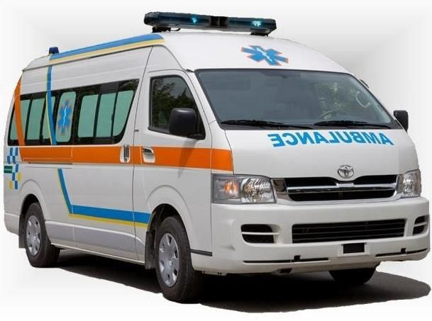 TOYOTA HI ACE HIGH ROOF ambulancia nueva