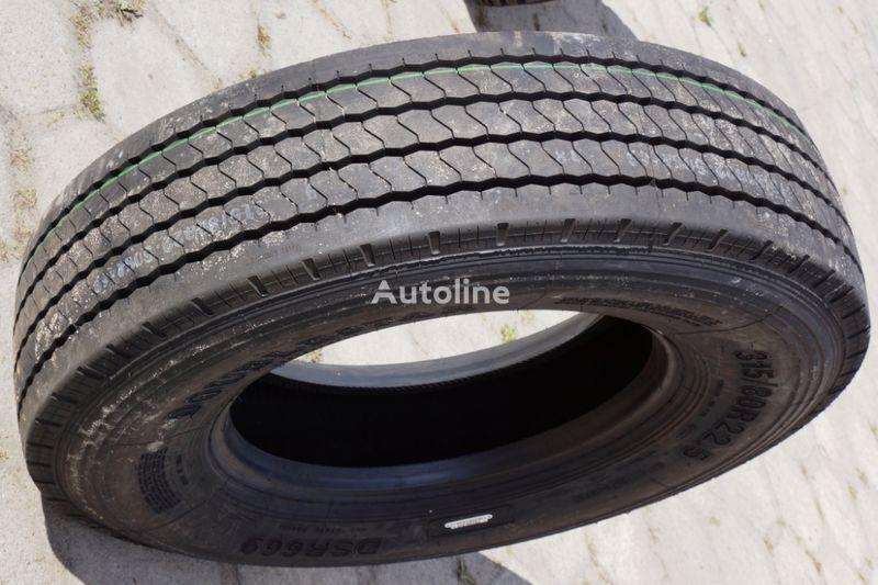 Doublestar FRONT STZ / EU CERTIFY / EXPORT / 0,00 VAT 315/80 R 22.50 neumático para camion nuevo