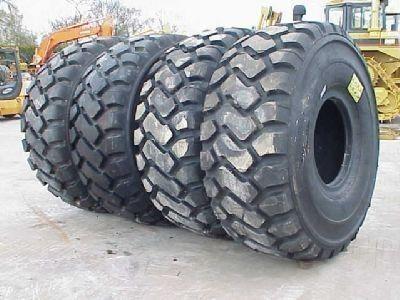 Michelin 26.50- 25.00 neumático de cargador de rueda nuevo