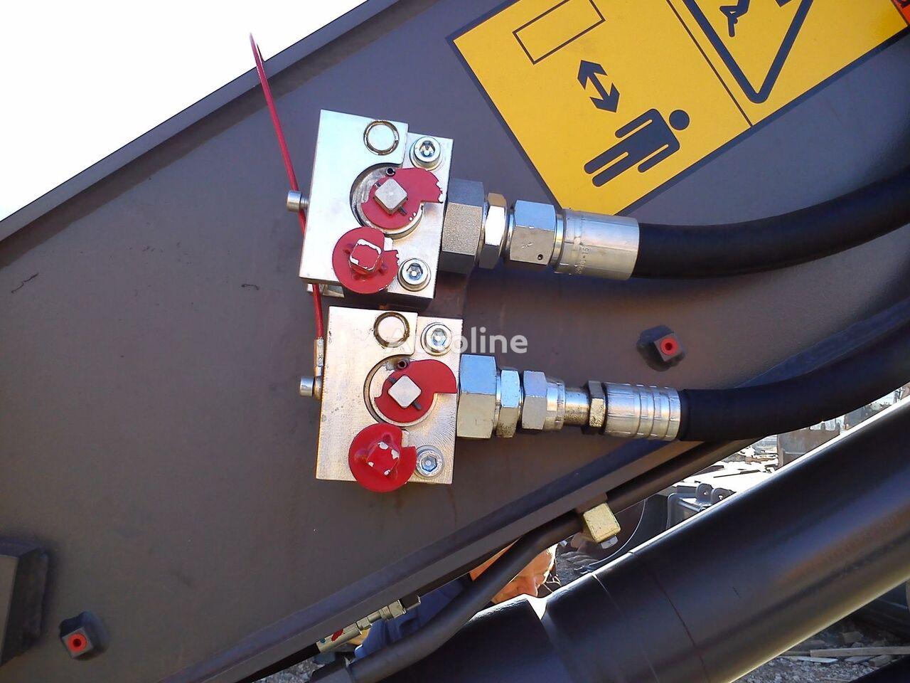 Balavto coupler B-Quick for hydraulic hoses acoplamiento rápido nuevo