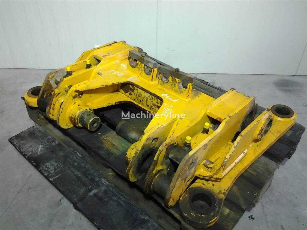 acoplamiento rápido para AHLMANN AZ150/AS150 cargadora de ruedas