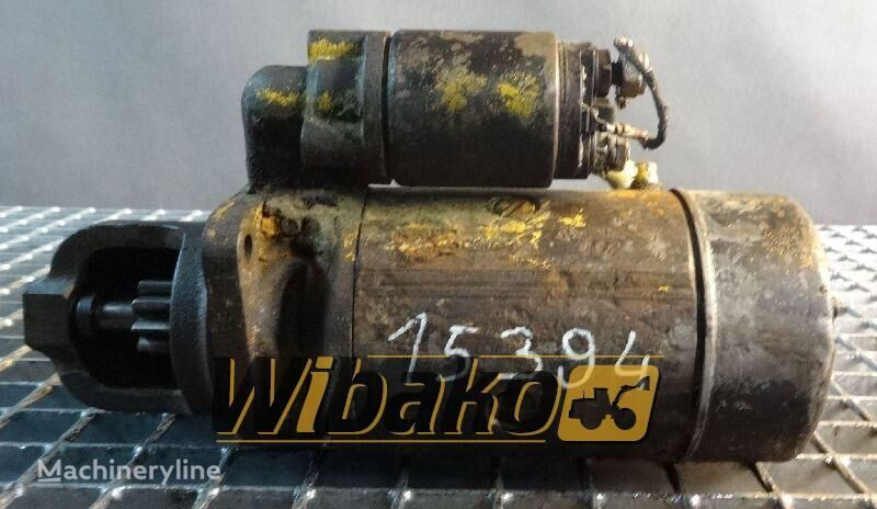 Starter Bosch 0001359074 arrancador para 0001359074 excavadora