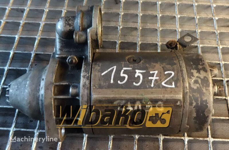 Starter Bosch 0001362078 arrancador para 0001362078 otros maquinaria de construcción