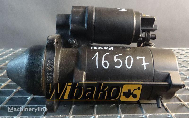 Starter Iskra 11131780 arrancador para 11131780 otros maquinaria de construcción