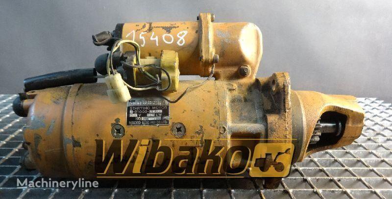 Starter Nikko 600-813-2610 arrancador para 600-813-2610 otros maquinaria de construcción