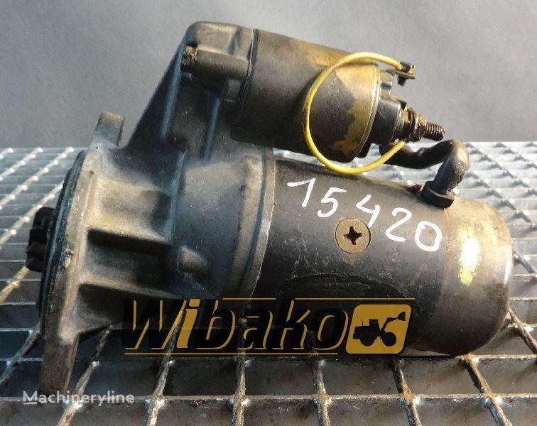 Starter Isuzu D209 arrancador para D209 otros maquinaria de construcción