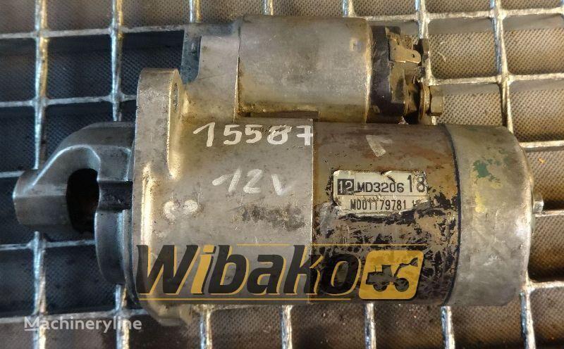 Starter Mitsubishi MD3206 arrancador para MD3206 excavadora