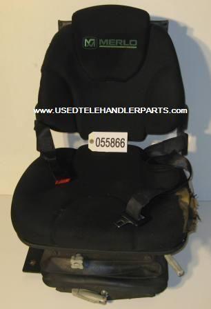 Merlo asiento para MERLO cargadora de ruedas