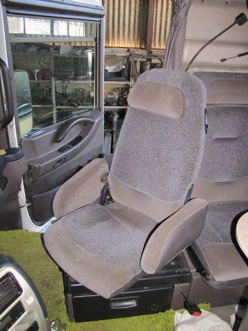 asiento para RENAULT MAGNUM tractora