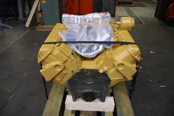 bloque motor para CATERPILLAR LONG-BLOCK ENGINES excavadora