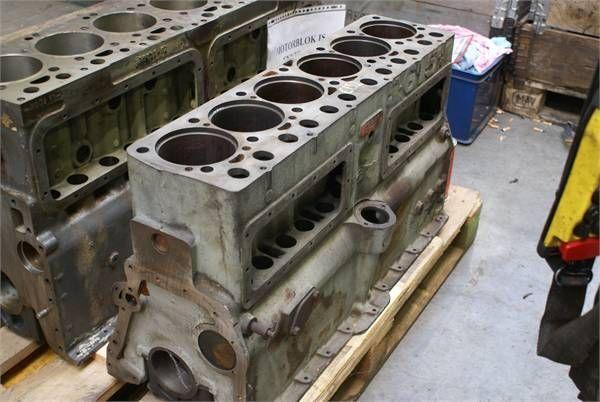 bloque motor para DAF 615 BLOCK otros maquinaria de construcción