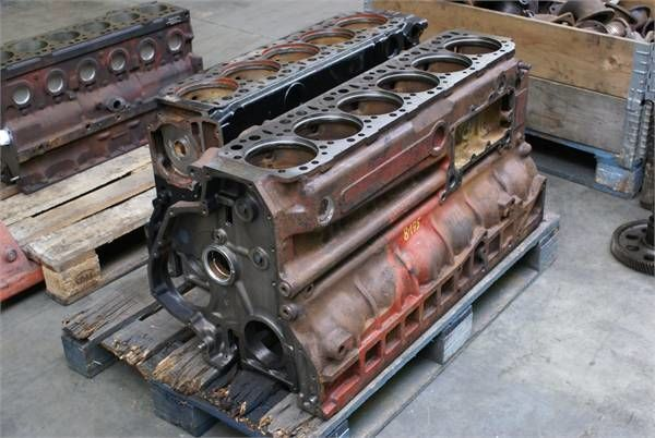 bloque motor para MAN D2876 LOH 01BLOCK otros maquinaria de construcción