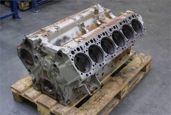 bloque motor para MERCEDES-BENZ OM 424 excavadora