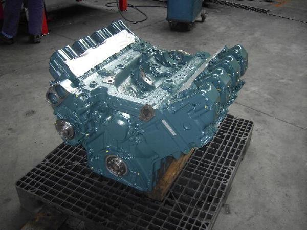 bloque motor para MERCEDES-BENZ OM 442 LA LONG-BLOCK autobús
