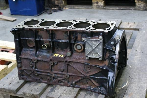 bloque motor para MERCEDES-BENZ OM 612 981 generador