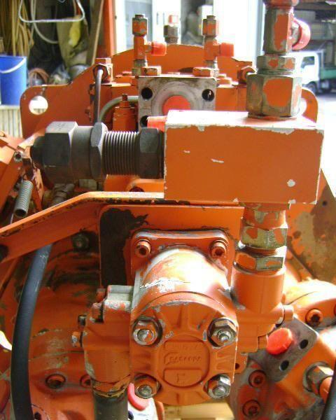 HYDROMATIK A 4V 56 MS L bomba hidráulica para otros maquinaria de construcción
