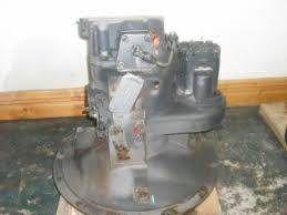 bomba hidráulica para VOLVO CAT Doosan Samsung Hyundai Hydraulikpumpen / pump cargadora de ruedas
