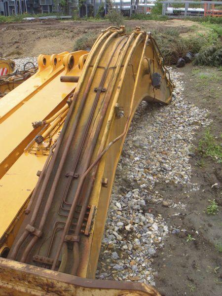 brazo grúa para HYUNDAI R130 LC excavadora