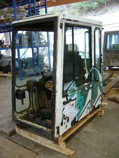 cabina para KOMATSU PC III serie excavadora