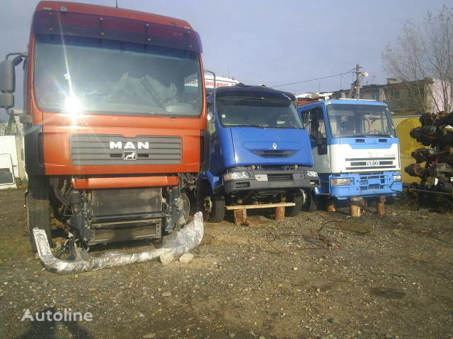 cabina para MAN TGA 18.460 camión
