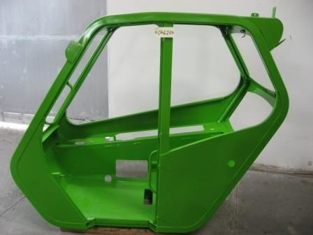 Merlo pro modely KS, KT cabina para MERLO cargadora de ruedas