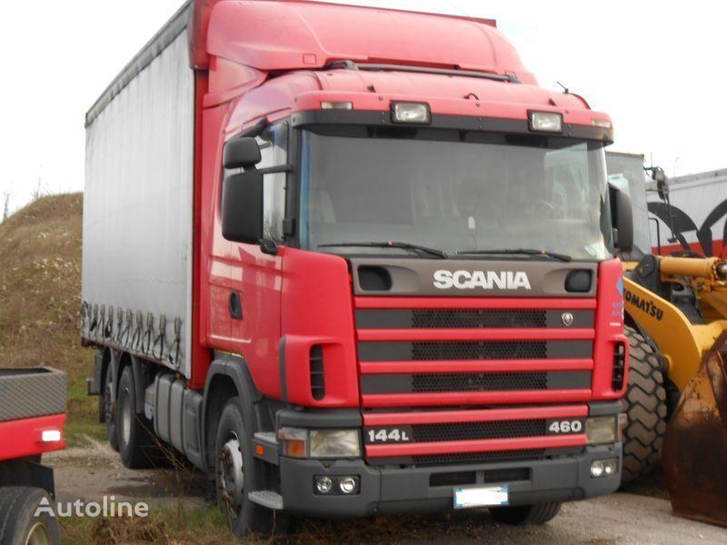 CR 19 cabina para SCANIA 144L 460/530 PS camión