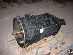 ZF 16 S 221 für MAN, DAF, Iveco, Renault caja de cambio