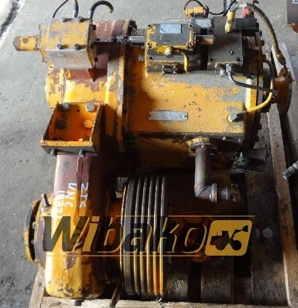 Gearbox/Transmission ZVL 4PR caja de cambio para 4PR excavadora