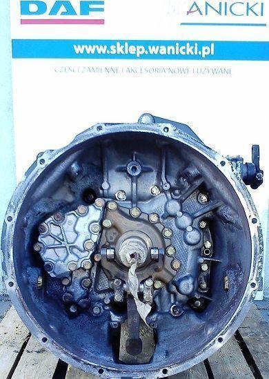 ZF MANUALNA 16S181, MANUAL GEARBOX caja de cambio para DAF 85 CF XF 95 tractora