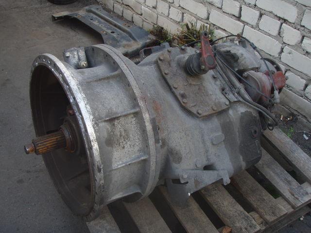 caja de cambio para DAF 95XF tractora