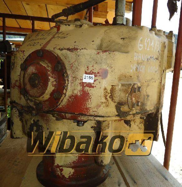 Gearbox/Transmission Hanomag G421/31 caja de cambio para G421/31 cargadora de ruedas