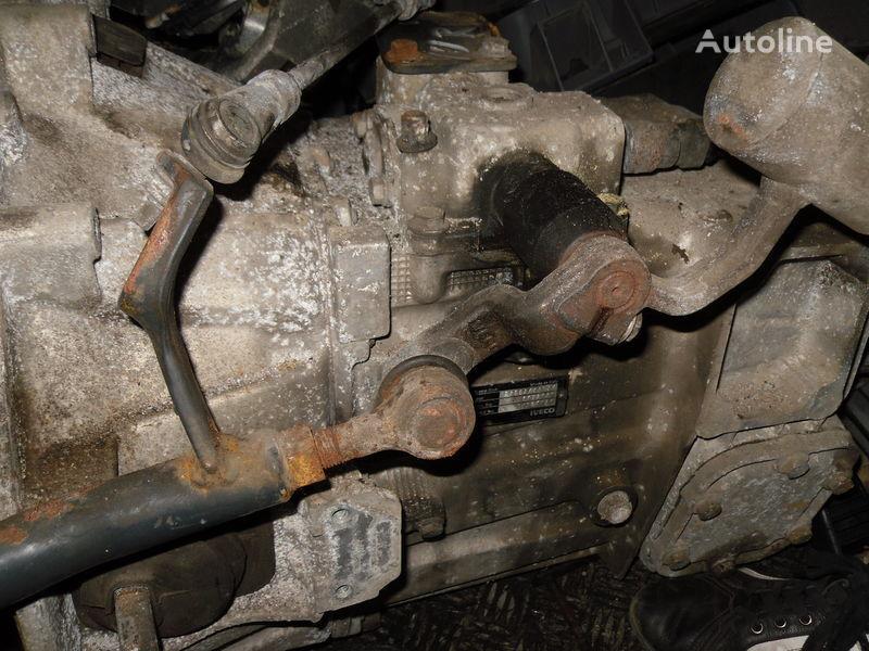 2855A 608E06 caja de cambio para IVECO EuroCargo camión