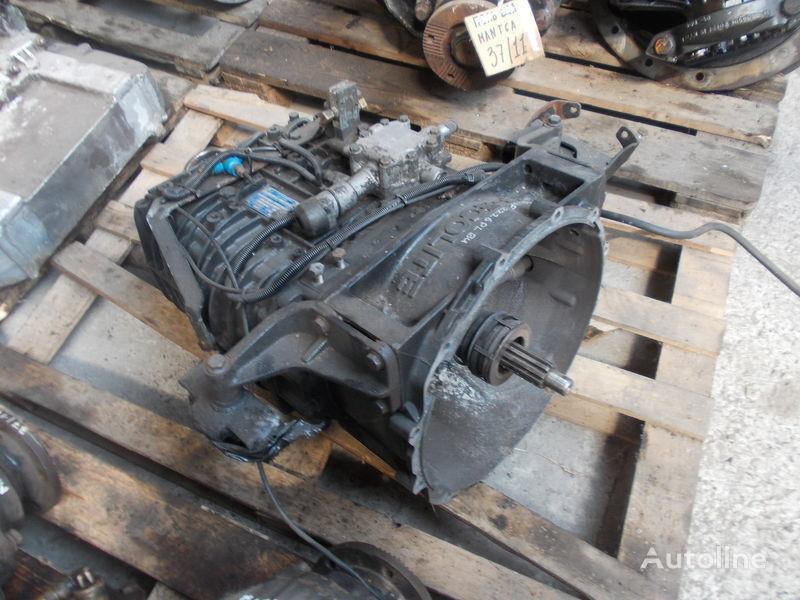 ZF 6s850 val 38mm caja de cambio para MAN tractora