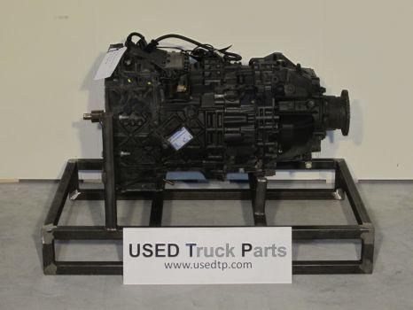 12AS2130TDM12 caja de cambio para MAN tractora