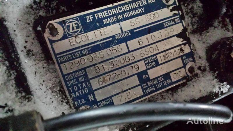 ZF 6S850 caja de cambio para MAN L2000 camión