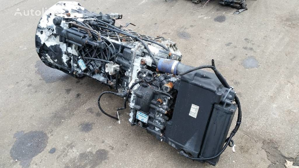 caja de cambio para MAN ZF ECOSPLIT 16S181 IT tractora