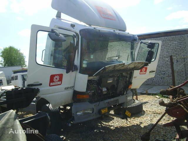 ZF S5-42 caja de cambio para MERCEDES-BENZ ATEGO 817 camión