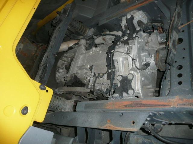 G100-12 Mechanisch Atego G100-12 caja de cambio para MERCEDES-BENZ Atego 23-28 tractora